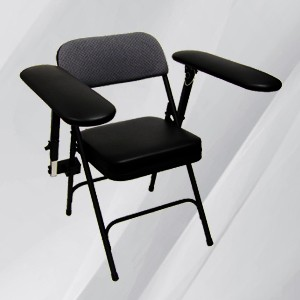 Cushioned-Portable-Subject's-Chair